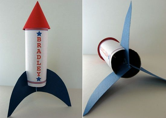 В чем полезность самодельных ракет