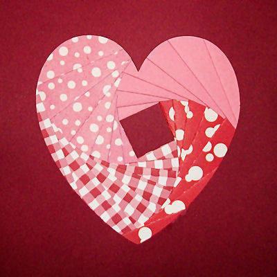 Сердечки-валентинки своими руками: красивые шаблоны и мастер-классы ко дню влюбленных