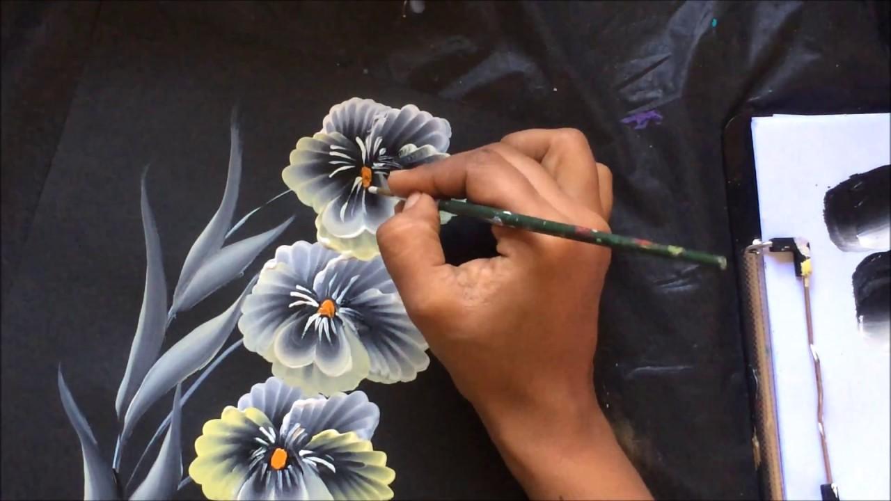 Рисуем портрет акриловыми красками — своими руками