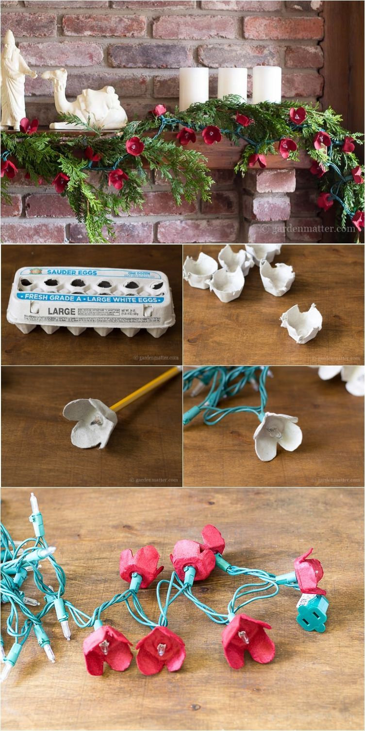 Папье-маше из яичных лотков: мастер-класс для начинающих
