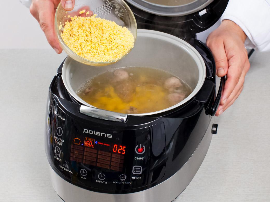 Рисовый суп с курицей в мультиварке: 3 вкусных рецепта