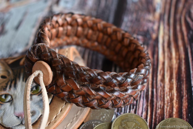 Кожаные браслеты на руку своими руками: 5 мастер-классов с фото