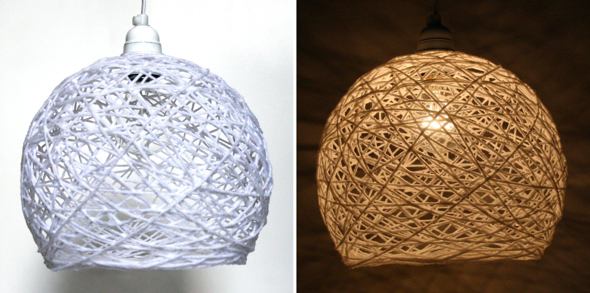 Светильник для кухни своими руками – 3 способа и идеи дизайна на их основе
