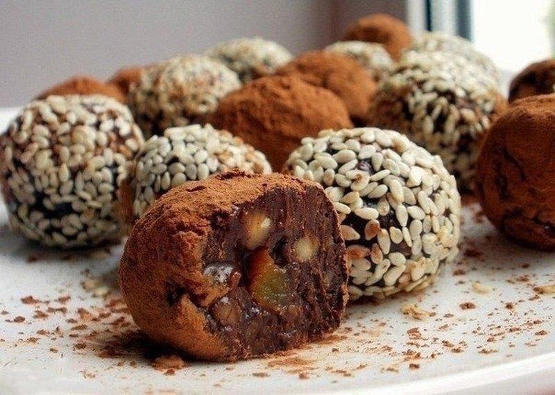 Натуральные конфеты для любителей правильного питания | brodude.ru