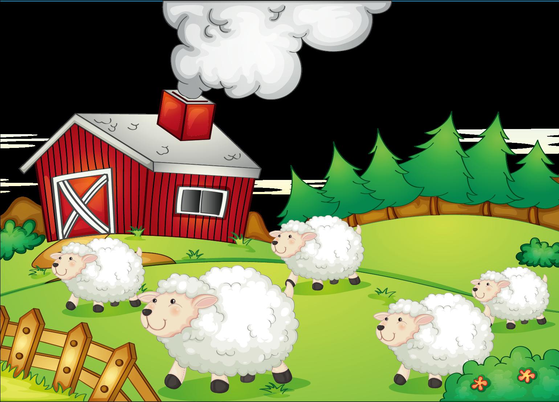 Дом овечек