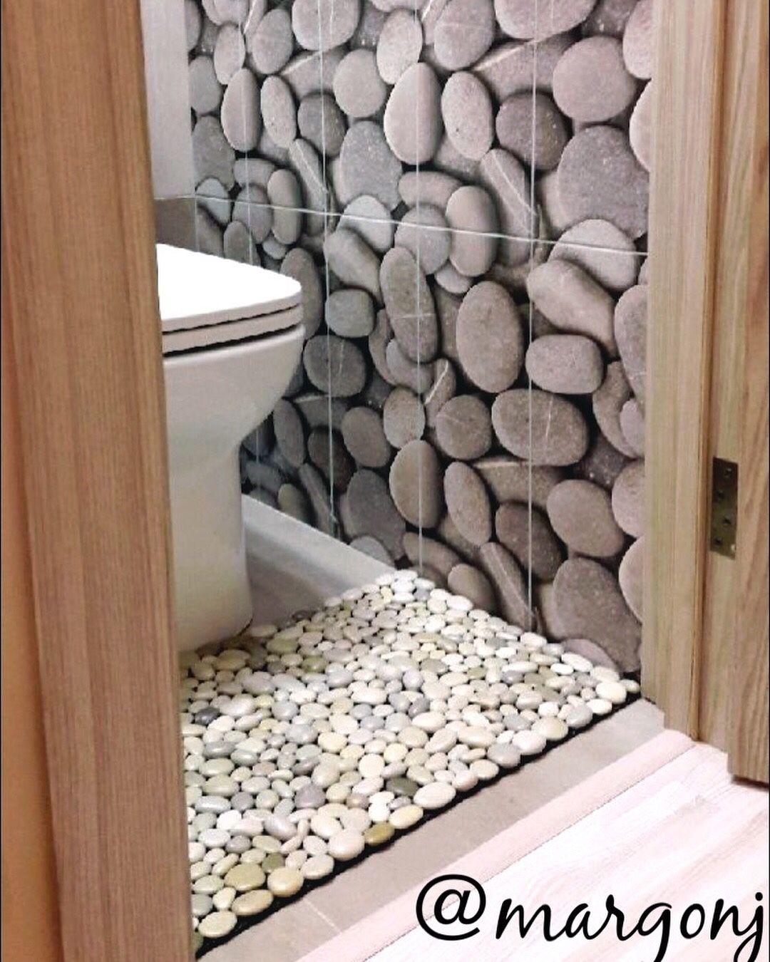 Оригинальные идеи декора с помощью камней