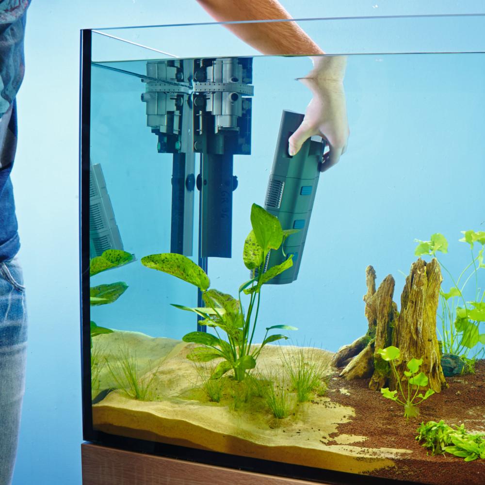 Особенности создания самодельного фильтра для аквариума