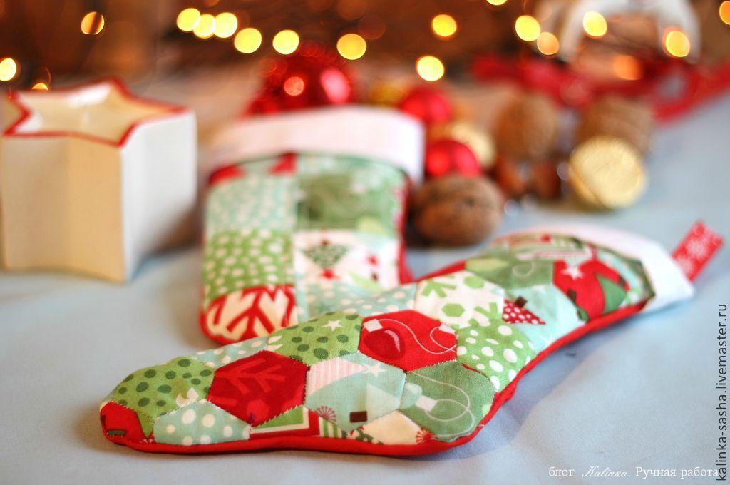 Рождественский сапожок... есть желающе для сп
