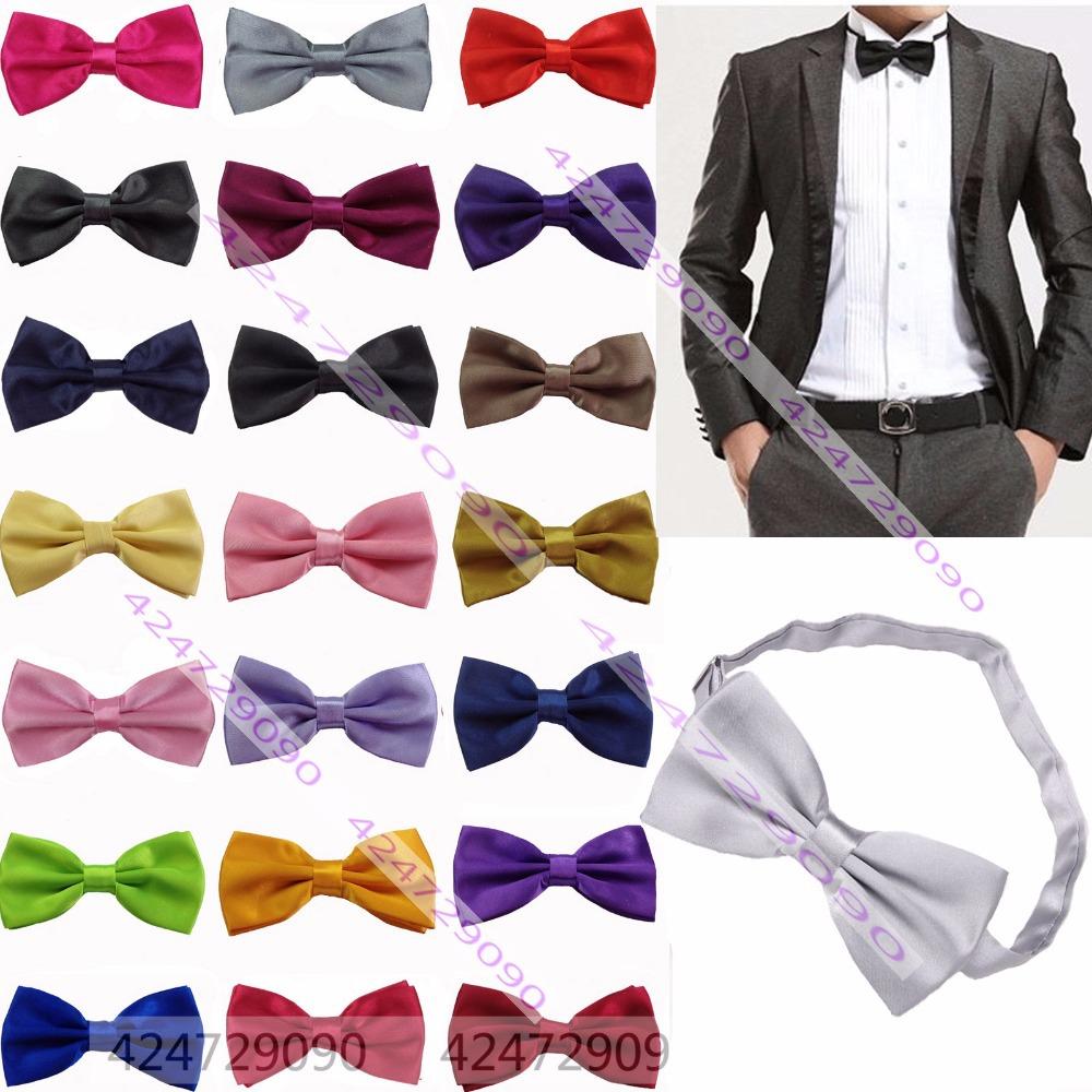 Все виды галстуков бабочек: от итальянского до чинаски