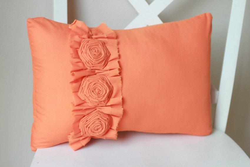 Как сшить подушку своими руками: оригинальные идеи и мастер-классы