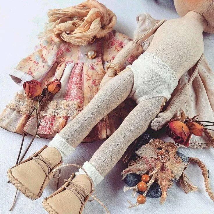 Как сшить платье для куклы?