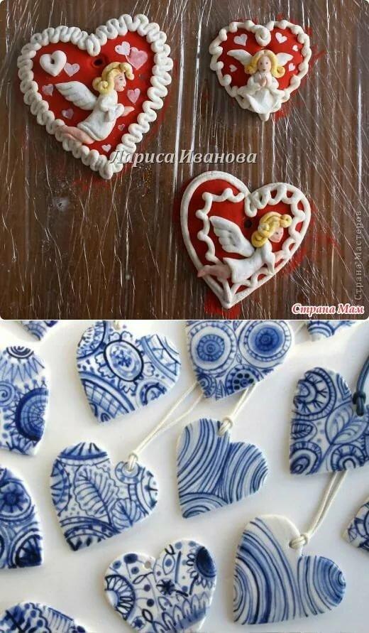Валентинка своими руками: 100 лучших идей с фото