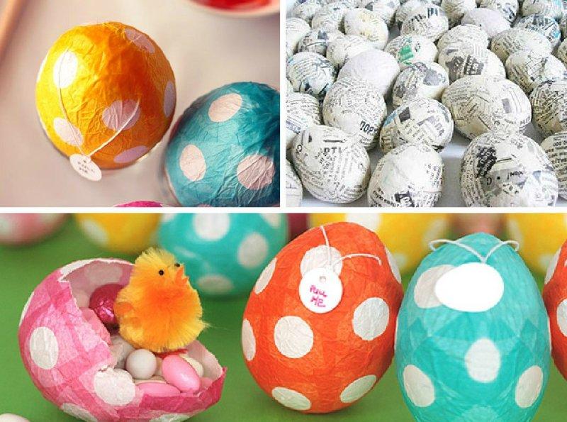Как украсить своими руками пасхальные яйца – мастер-класс 2020 года