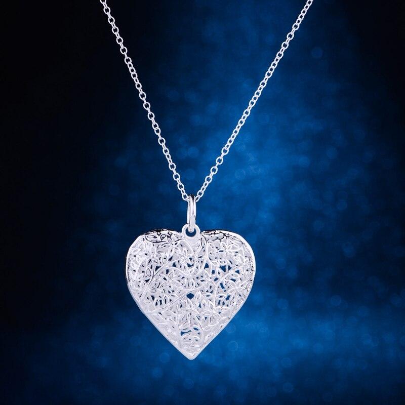 Подвески в виде сердец (3 вида)