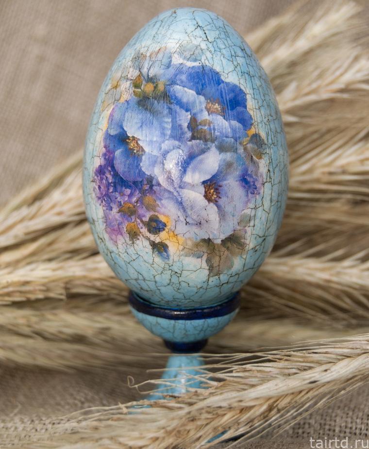 Декупаж пасхальных яиц. мастер-класс   море творческих идей для детей