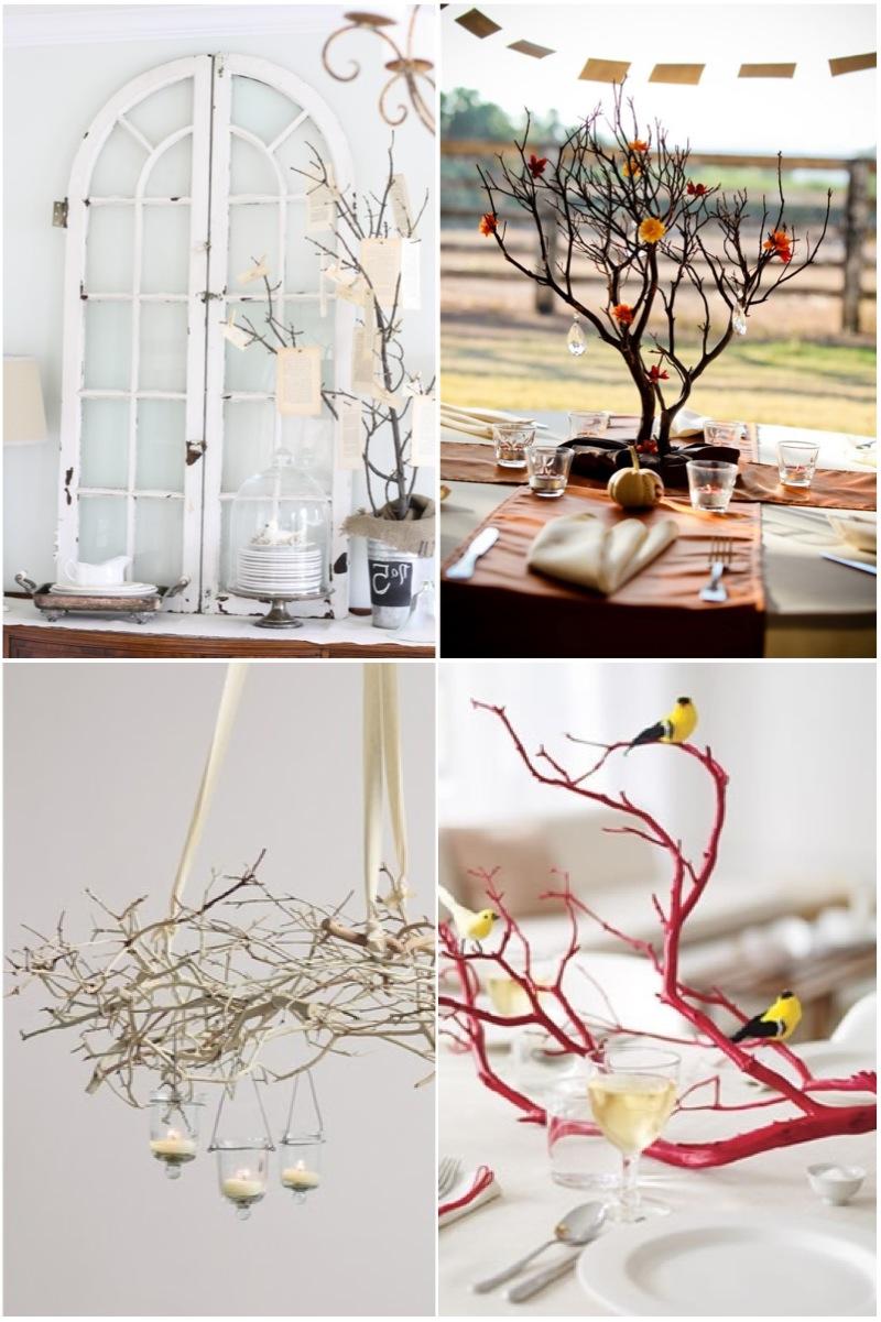 """Как из необработанной ветки дерева сделать необычное бра - журнал """"сам себе изобретатель"""""""