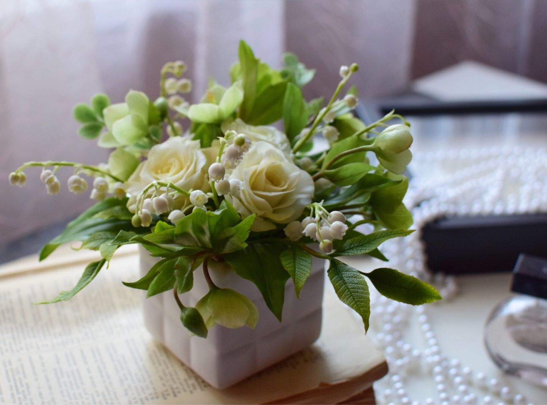 Как сделать цветы из холодного фарфора: мастер-класс, фото и видео