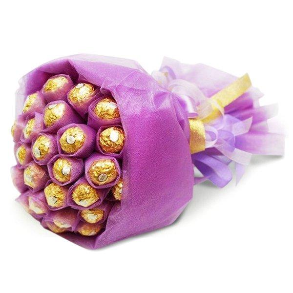 Поделка сладкий букет ? для девочки своими руками пошагово