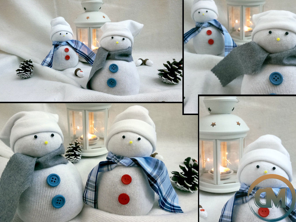 Поделка снеговик: пошаговый мастер-класс и варианты изготовления снеговика своими руками
