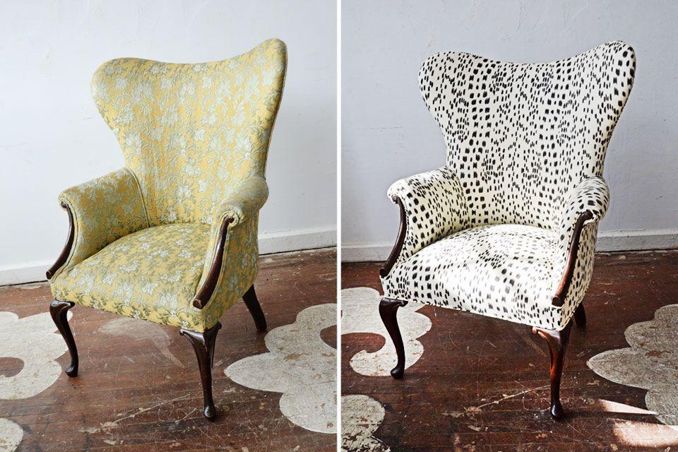 Как из старого кресла сделать современное: особенности реставрации своими руками