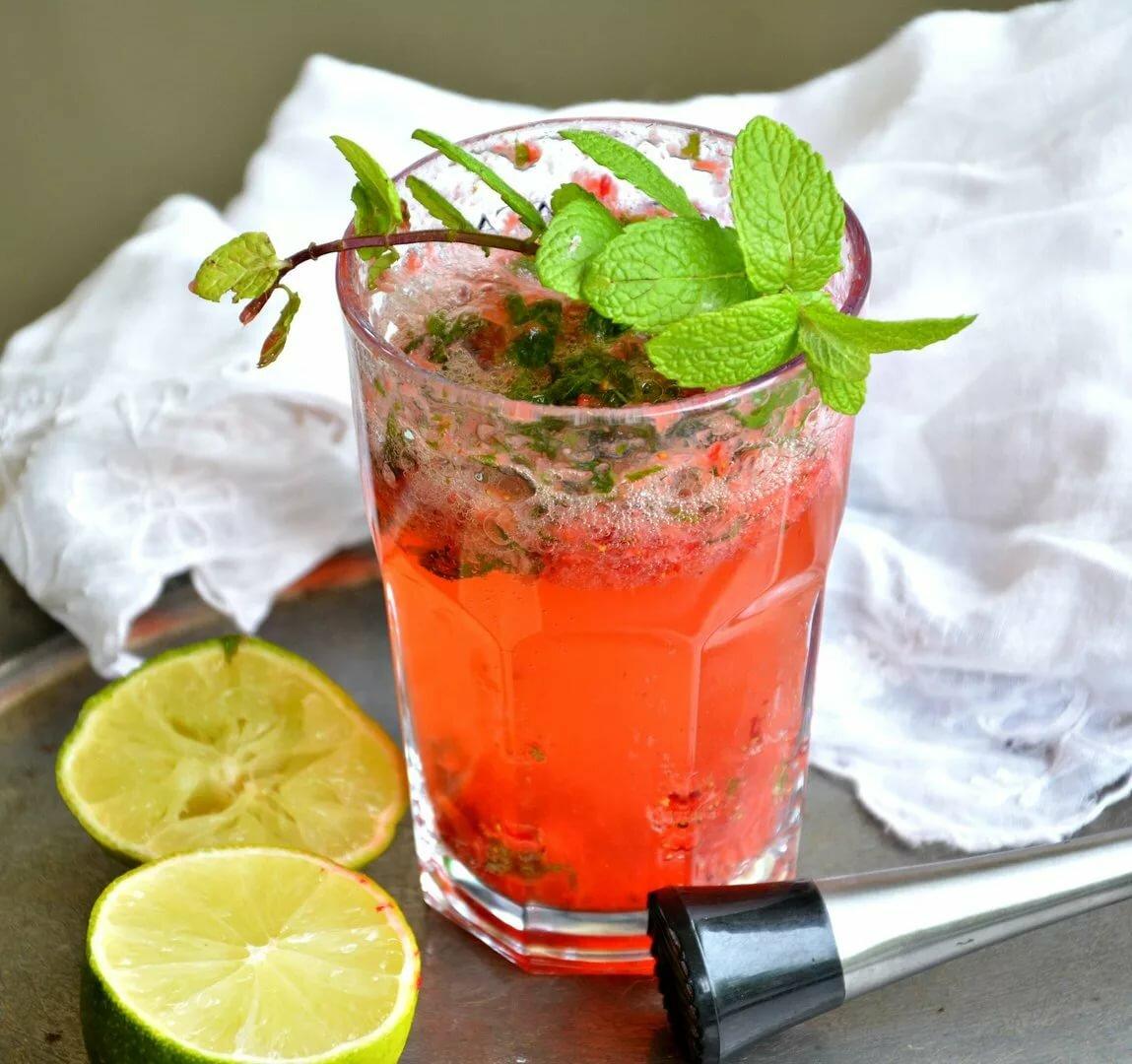 Прохладительные напитки в домашних условиях: рецепт для каждого