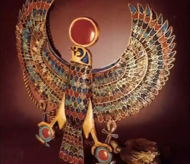 Ювелирное искусство древнего египта по царствам