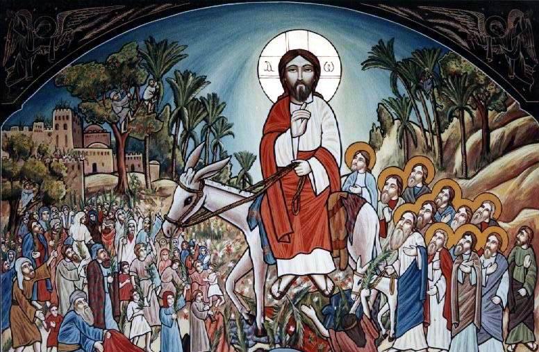 Когда благовещение и вербное воскресенье в 2021 году