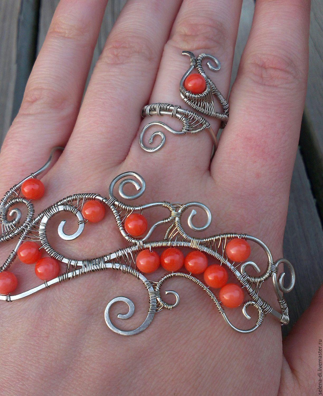 Как сделать кольца из проволоки: приспособления » изобретения и самоделки