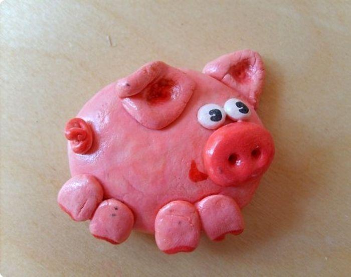 Символ 2031 года своими руками (металлический кабан, свинья)