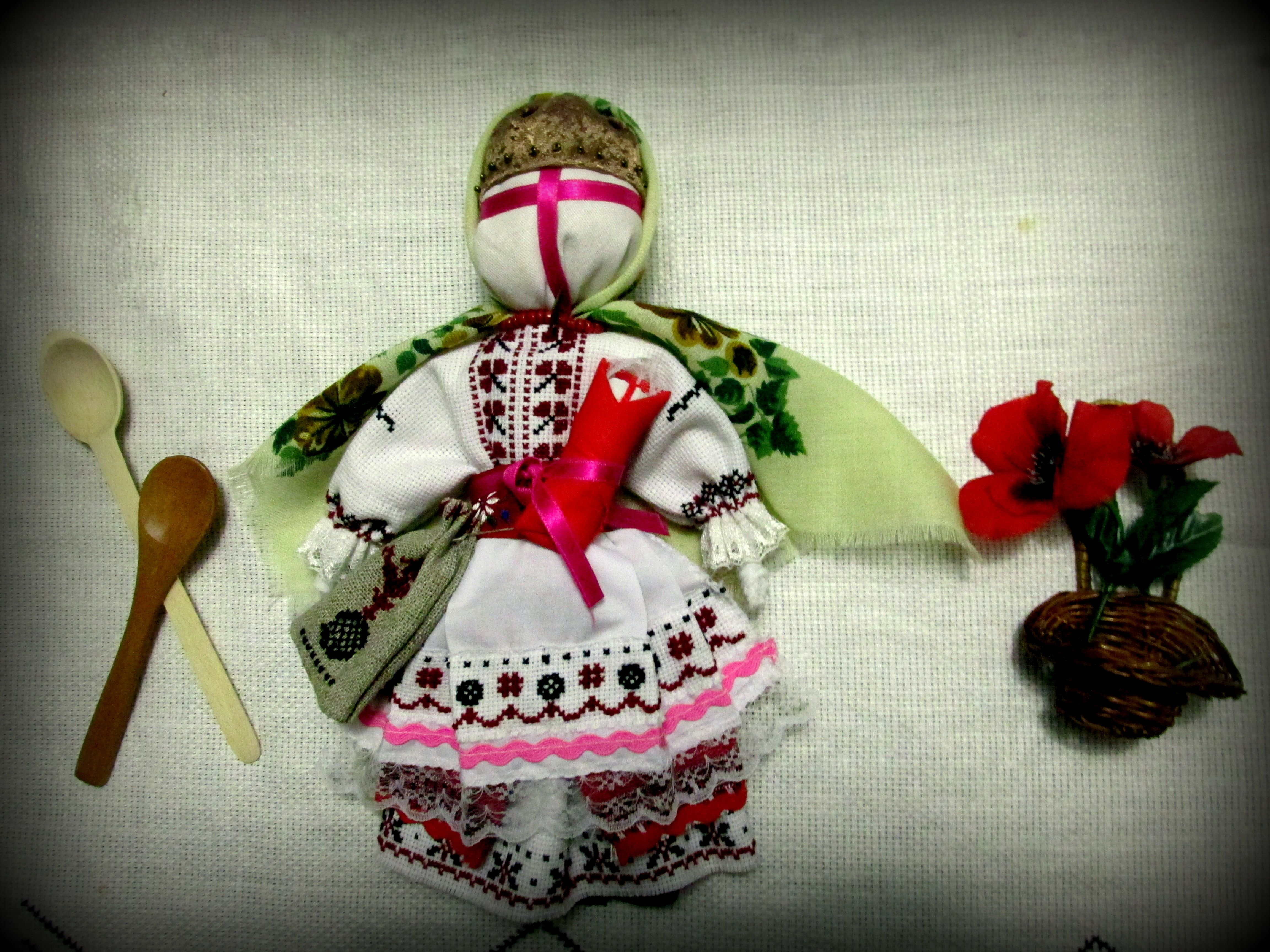 Кукла «Кормилка»