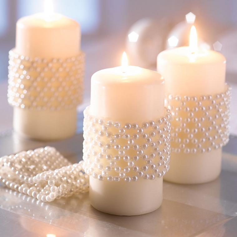Свадебная свеча-очаг (+ мк) | страна мастеров