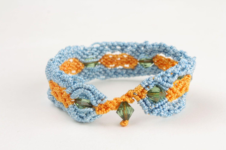 Плетение браслетов из шнурков