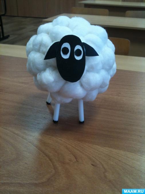 ᐉ овечка из фетра своими руками. барашек из фетра: как сделать красивый сувенир. мастер-класс с пошаговыми фото ➡ klass511.ru