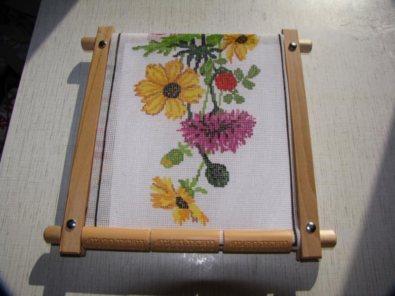 Как я делаю рамки для своих вышивок... - вышивка и все о ней - страна мам
