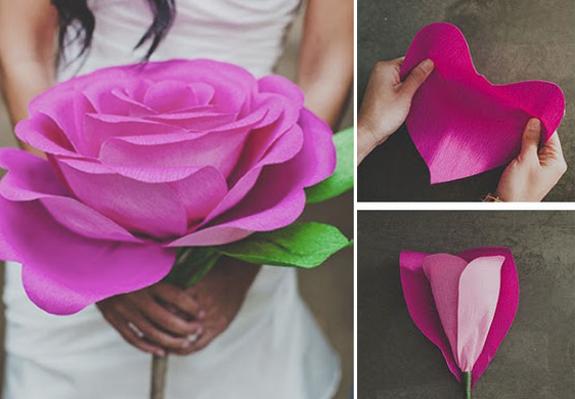 Цветы из бумаги: оригами с пошаговой инструкцией