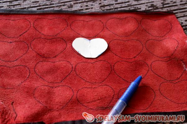 Резинка для волос с мехом норки: мастер класс. резинка - цветок из кожи и меха резинки для волос из меха своими руками