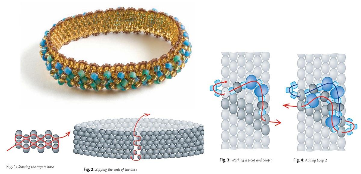Как сделать браслет своими руками: делаем браслеты из бисера и других подручных материалов