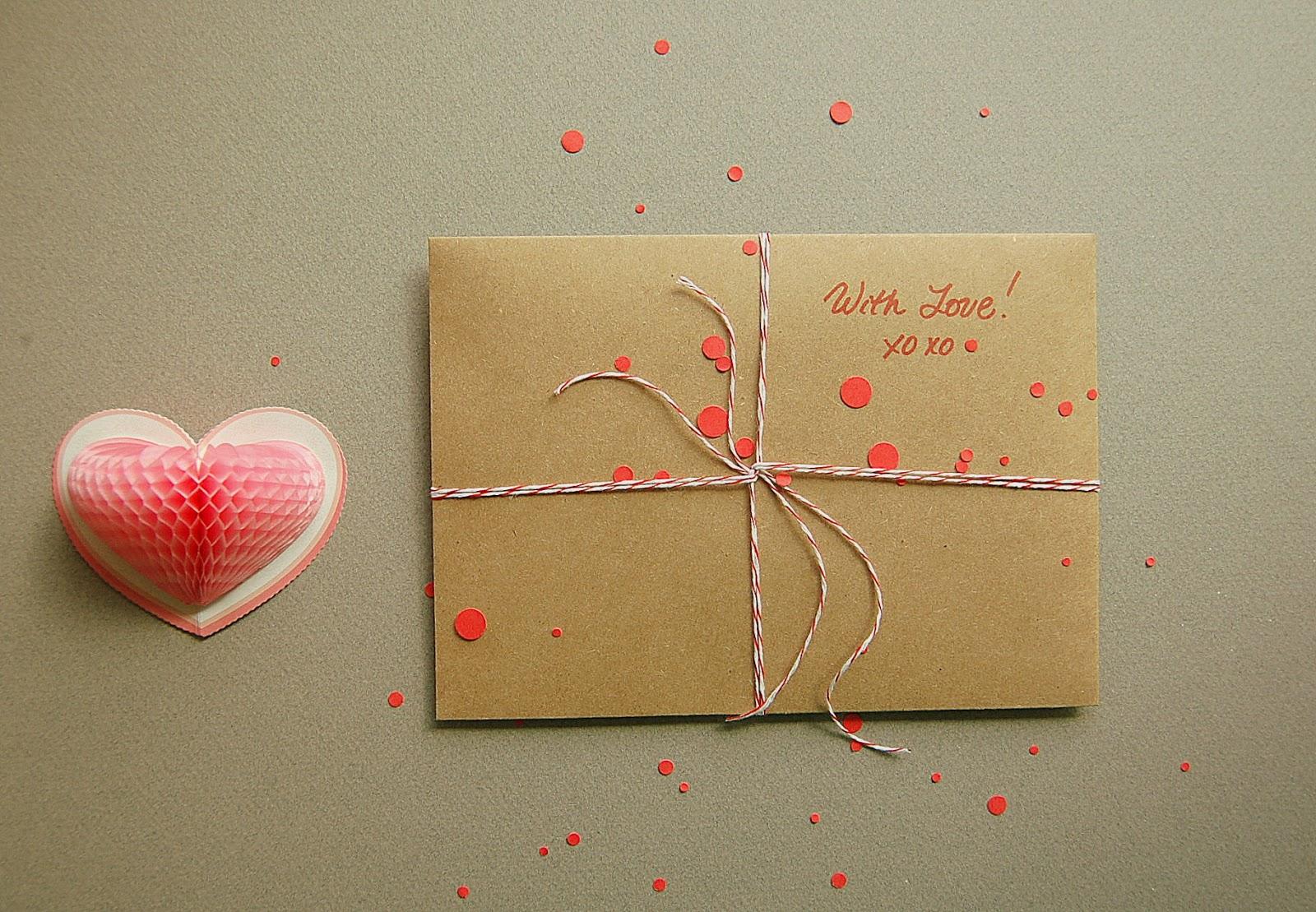 Как сделать красивую открытку для мужчины своими руками