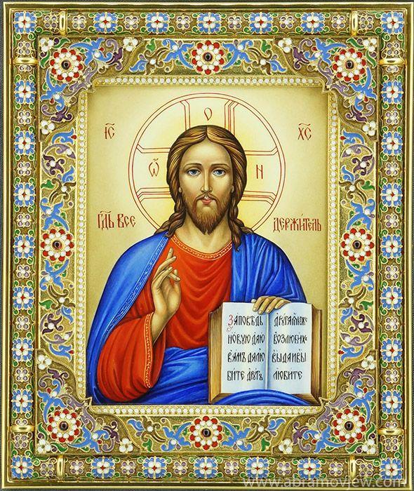 Значение и роль иконы иисуса христа в православной вере