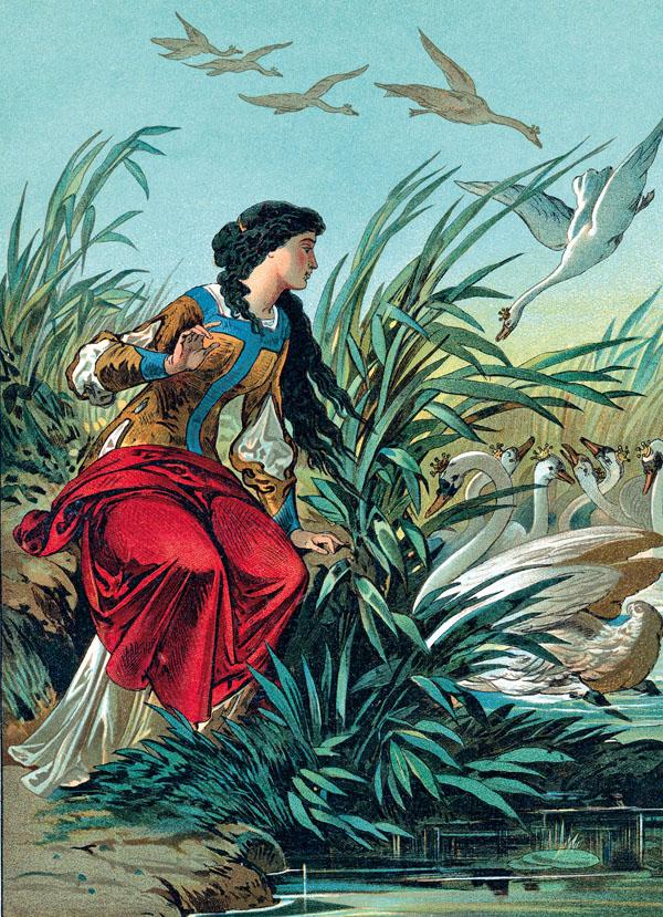 Читать сказку дюймовочка - ганс христиан андерсен, онлайн бесплатно с иллюстрациями.