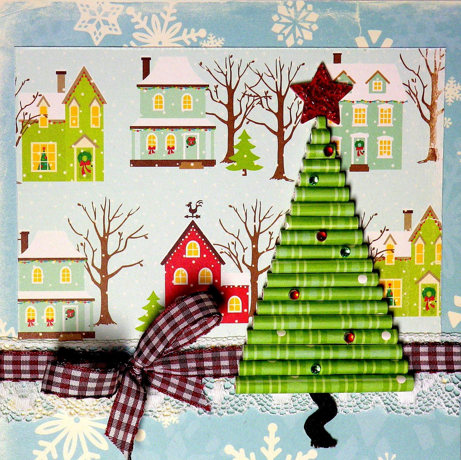 Новогодние открытки своими руками с детьми. пошагово с фото