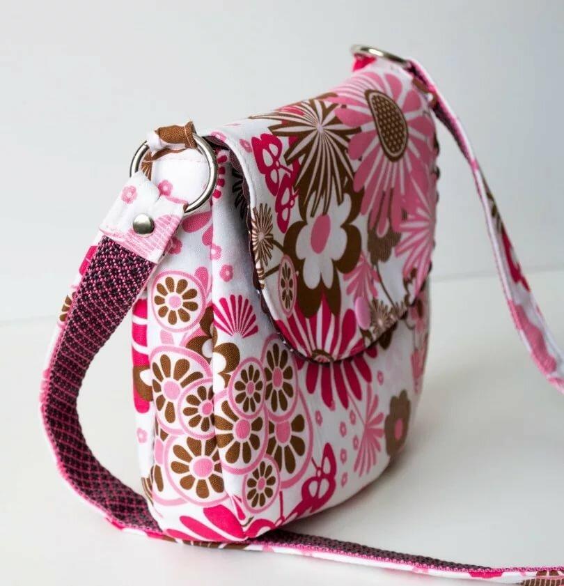 Необычная летняя сумочка — своими руками