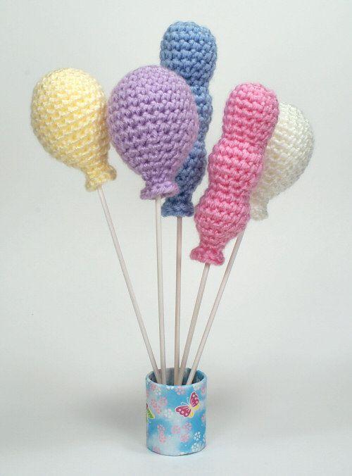 Воздушный шарик крючком/как связать воздушный шарик крючком | страна мастеров