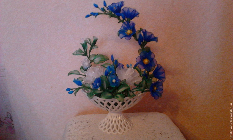 Мастер-класс орхидеи из капрона.   страна мастеров
