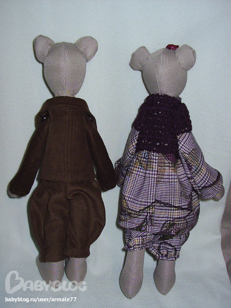 Как сделать тильду зайку, мишку и санта-клауса своими руками?