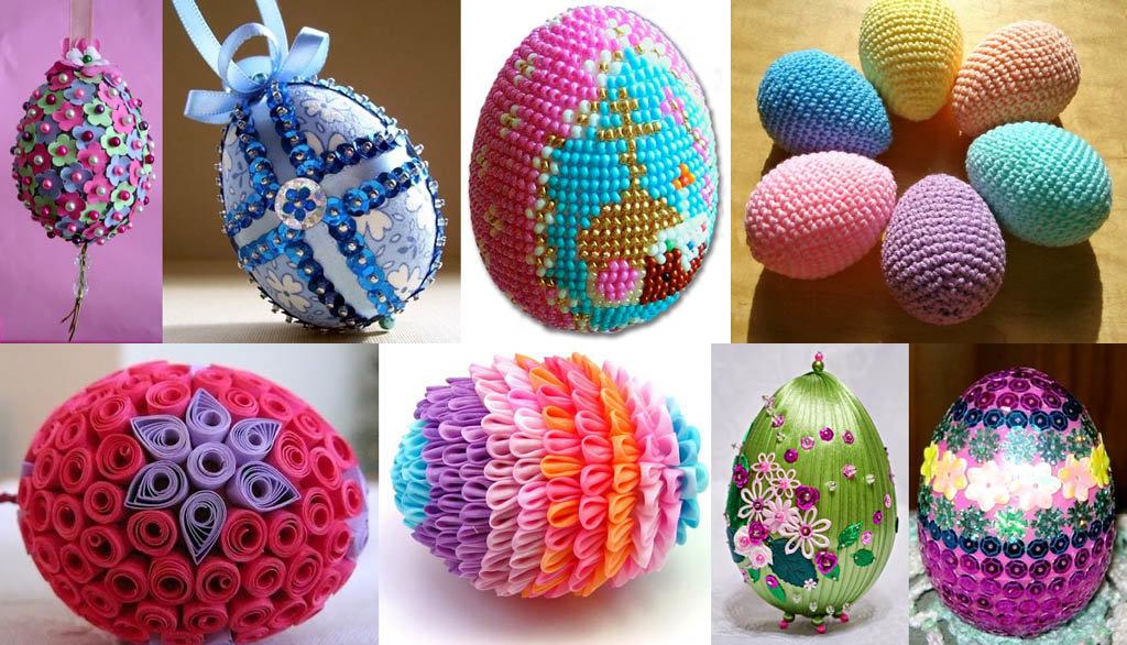 Пасхальное яйцо. интересные поделки в форме яиц в садик и школу (пошаговые инструкции + мастер классы)