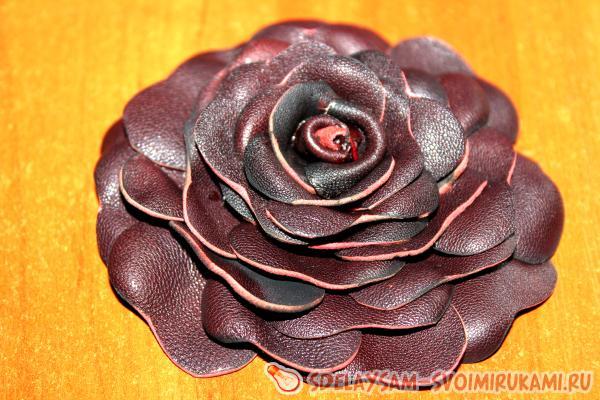 Резинка для волос с мехом норки: мастер класс. резинка - цветок из кожи и меха как сделать резинку из меха
