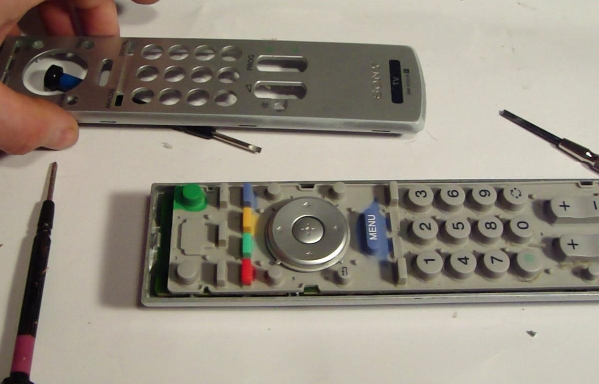 Не работает пульт от телевизора – как отремонтировать