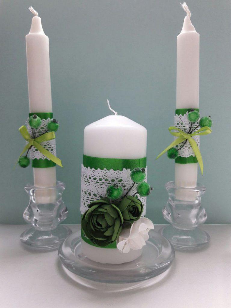 Декоративные свечи своими руками в домашних условиях +100 фото