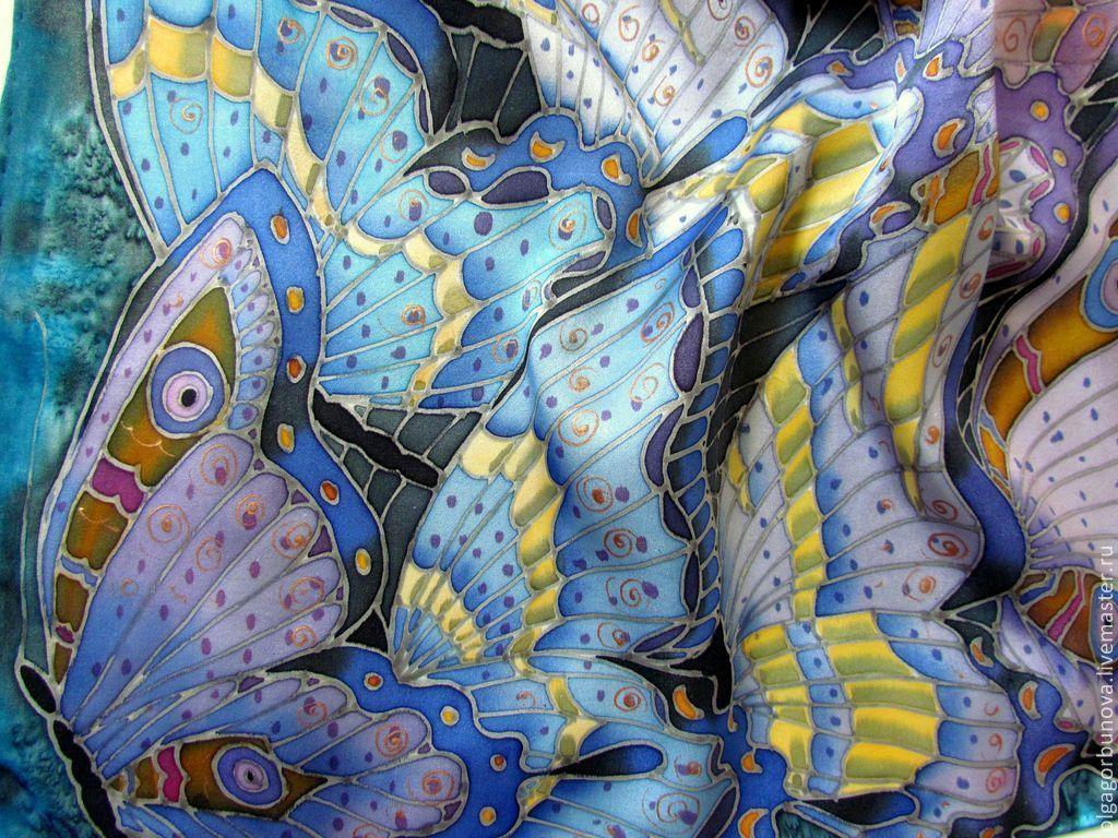 Роспись по ткани акриловыми красками ? как рисовать на одежде, рисунки для рисования